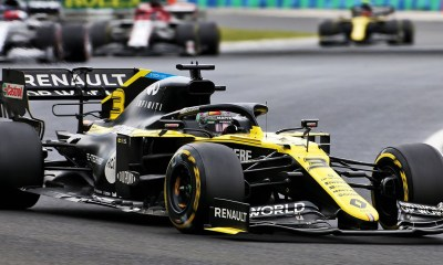 F1 : ABITEBOUL IS CONFIDENT FOR THIS SAISON 2020