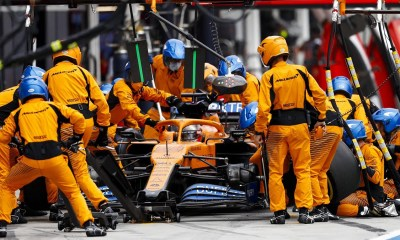 F1 MCLAREN TRIPLE-HEADER RACES MUST NOT BECOME THE NEW STANDARD FOR FORMULA 1