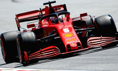 FERRARI AREN'T GOING TO TURN IT AROUND OVERNIGHT