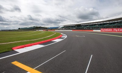 FIA PLACES TIMING LOOPS TO ENFORCE TRACK LIMITS IN SILVERSTONE