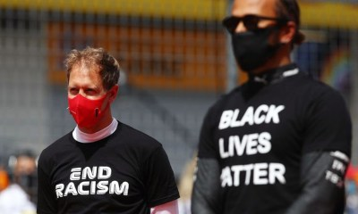 HAMILTON CRITIQUE LE MANQUE D'INITIATIVE DE LA F1