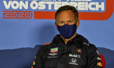 HORNER: HAMILTON MUST APOLOGIZE TO ALBON