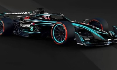 MERCEDES : JAMES CONFIRM WORKING ON W13 2022 F1 CAR