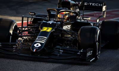 RENAULT F1 TEAM : NEW CHASSIS UPGRADES IN AUSTRIA GP 2020