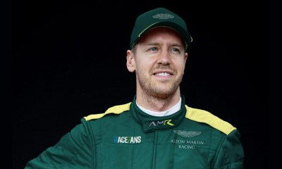 SEBASTIAN VETTEL MOVING TO ASTON MARTIN IN 2021!