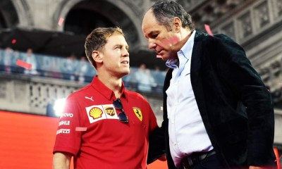 BERGER ADVISES VETTEL MY ADVICE WOULD BE TO WITHDRAW