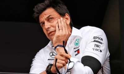 WOLFF VERSTAPPEN IS AN AMAZING DRIVER AND A TITLE CONTENDER