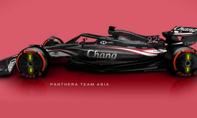 NEW F1 TEAM PANTHERA DID NOT EXPECT AN ENTRY PRICE OF