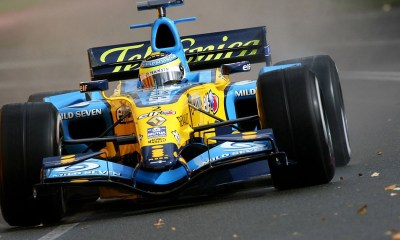 NEW NAME FOR RENAULT F1 AND WILL THE BLUE LIVERY RETURN