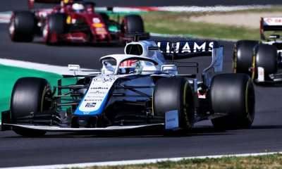 RUSSELL SAYS IT WAS A MISSED OPPORTUNITY IN A SITUATION WILLIAMS REALLY NEEDED