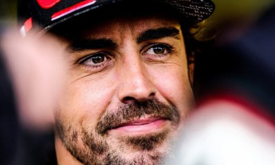 ALONSO SAYS SCHUMACHER ONE STEP AHEAD OF HAMILTON