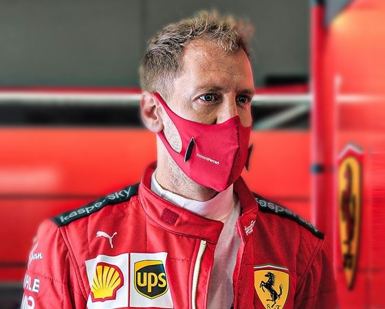 FERRARI IS WRONG - VETTEL HINTED AT A CONSPIRACY THE OTHER CAR IS MUCH FASTER