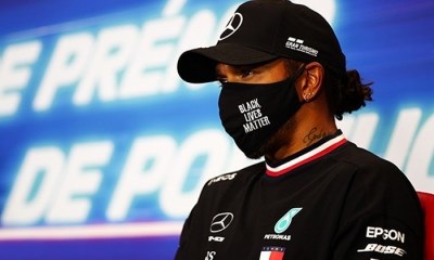 MERCEDES CONTRACT HAMILTON HAS DOUBTS ABOUT THE FUTURE