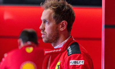 VETTEL I LL TRY TO CLOSE THE FERRARI CHAPTER WITH DIGNITY