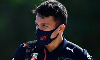 ALBON ADMITS HE COULD HAVE AVOIDED HIS HUGE CRASH
