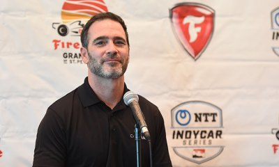 JIMMIE JOHNSON – STILL A LONG WAY TO GO
