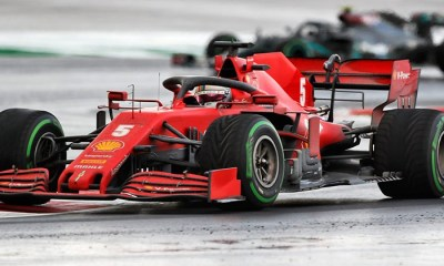 MATTIA BINOTTO I M VERY PLEASED FOR VETTEL