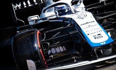 WILLIAMS RACING CONFIRMED IT HAD A NUMBER OF POSITIVE COVID-19 CASES