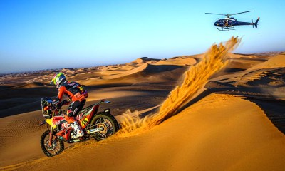 EVERYTHING YOU NEED TO KNOW ABOUT DAKAR 2021