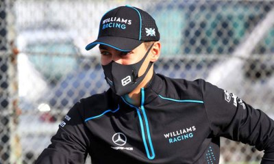 F1 RUSSELL REMPLACE HAMILTON