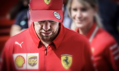 VETTEL HEADS INTO HIS FINAL RACE WITH FERRARI