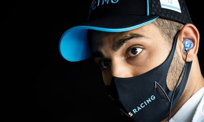 2021 - ROY NISSANY SIGNS FOR DAMS IN F2