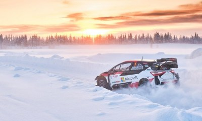 ARCTIC FINLAND RACE REPLACES SWEDEN ON 2021 WRC CALENDAR