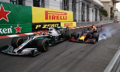 F1 RESPOND TO RUMOURS ON CANCELLATION OF STREET CIRCUIT