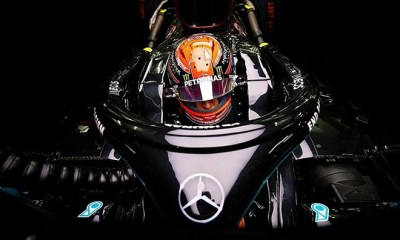 RUSSELL IS THE FUTURE OF MERCEDES