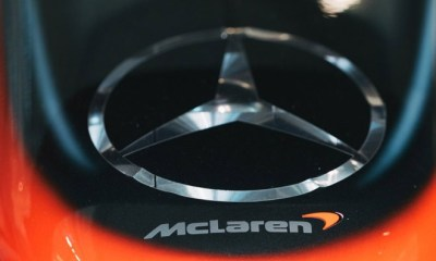 WATCH ON AND LISTEN - MCLAREN MERCEDES FIRES UP 2021 CAR FOR FIRST TIME