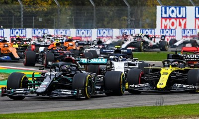 FORMULA 1 COULD TRIAL SATURDAY SPRINT RACES IN 2021