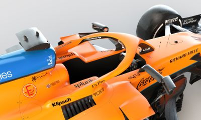 SHAKEDOWN - MCLAREN'S MCL35M 2021 F1 CAR THIS WEEK AT SILVERSTONE