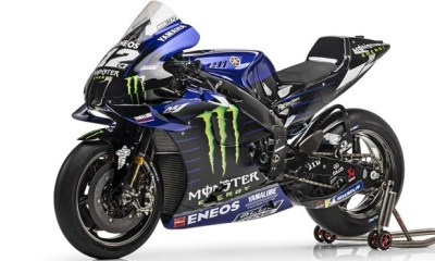 MOTOGP - PRESENTATION OF THE YAMAHA YZR-M1 VERSION 2021