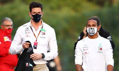 hamilton has always recognised that this is a very difficult period - wolff