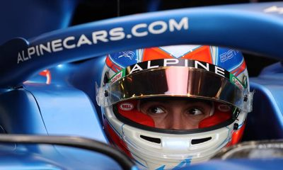 ALONSO WILL NOT HAVE NUMBER ONE DRIVER STATUS OVER OCON FOR THE 2021 F1 SEASON