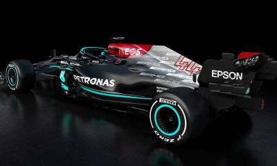 MERCEDES WITH W12 REMAINS DISCREET ABOUT THE DEVELOPMENT