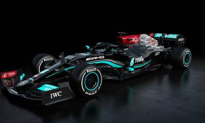 BREAKING -fIRST RENDERS OF MERCEDES 2021 F1 CAR REVEALED