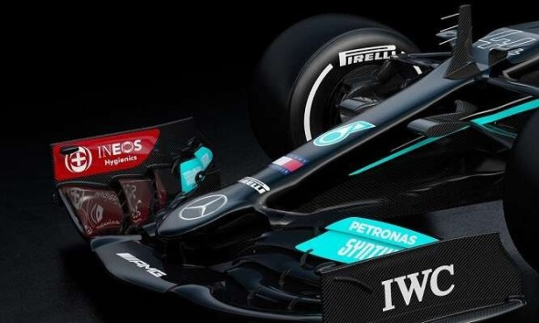 CHECK OUT MORE DETAILS OF THE NEW MERCEDES AMG F1 W12 2021
