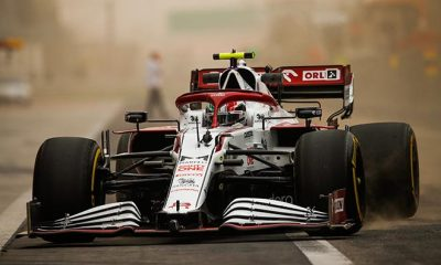 TIMING AND UPDATES FROM DAY 2 OF BAHRAIN F1 PRE-SEASON 2PM