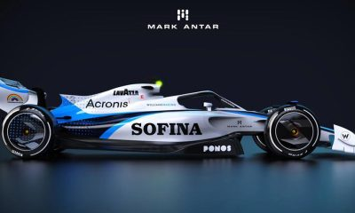 WILLIAMS F1 NEW 2021 CAR VIA APP AVAILABLE FOR DOWNLOAD IN THE APPLE STORE