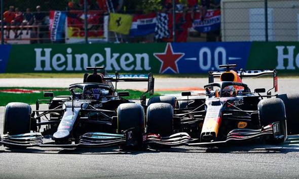 Hamilton and Verstappen deserved equal penalty - Red Bull