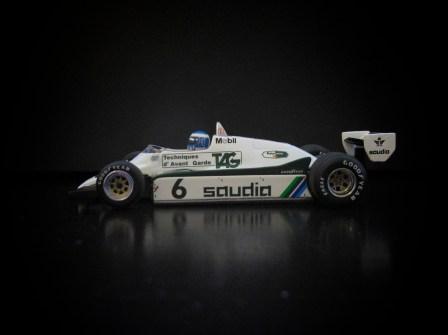 1982 Keke Rosberg