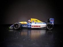 1992 Nigel Mansell