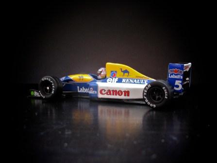 1992 Mansell 6