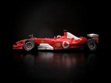 2003 Michael Schumacher