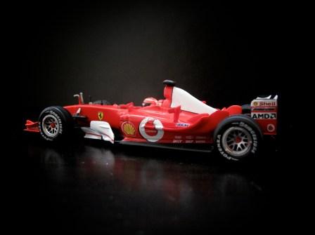 2003 Schumacher 5
