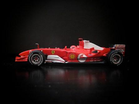 2004 Michael Schumacher