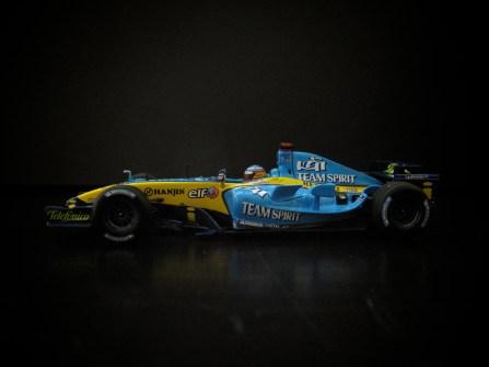 2005 Fernando Alonso