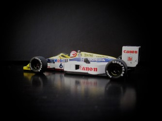 1987 Piquet 7