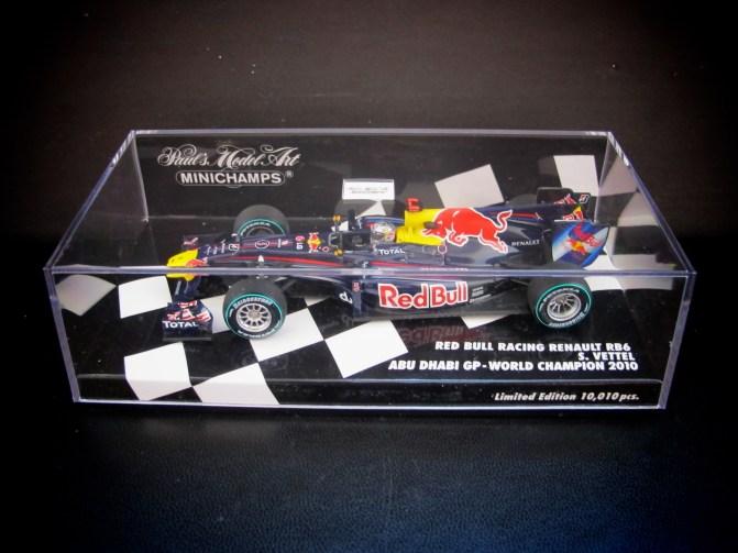 2010 Vettel 12